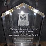 2007 Innovator of the Year award presented to Council on Aging